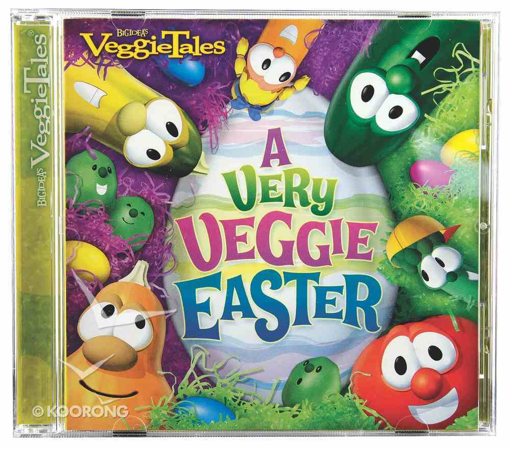 Veggie Tunes: Very Veggie Easter CD