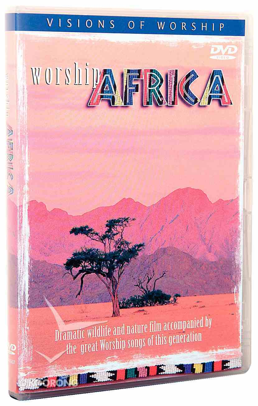 Worship Africa (Vol 1) DVD