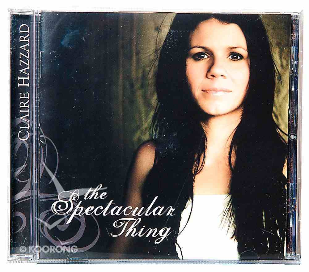 The Spectacular Thing CD