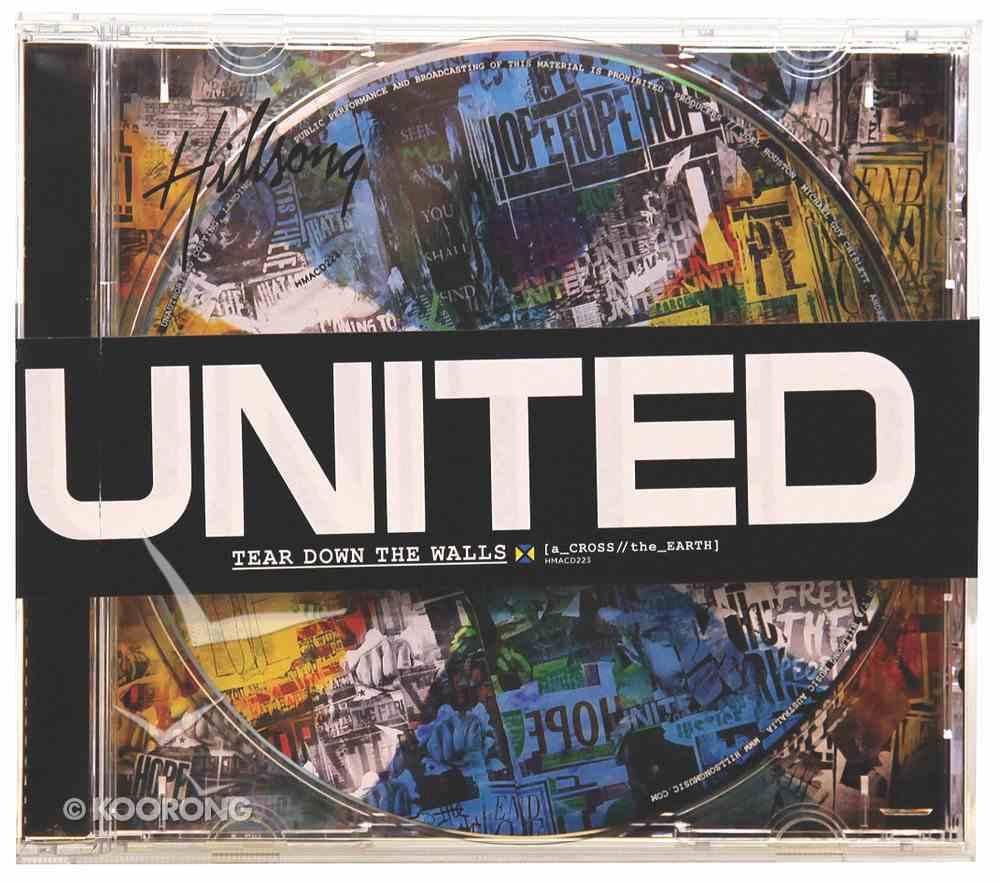 Hillsong United 2009: Tear Down the Walls CD