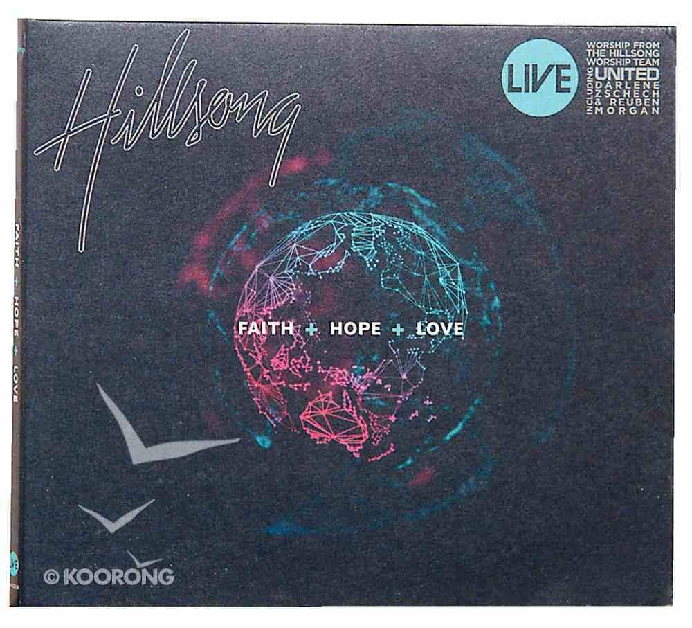 2009 Faith + Hope + Love CD