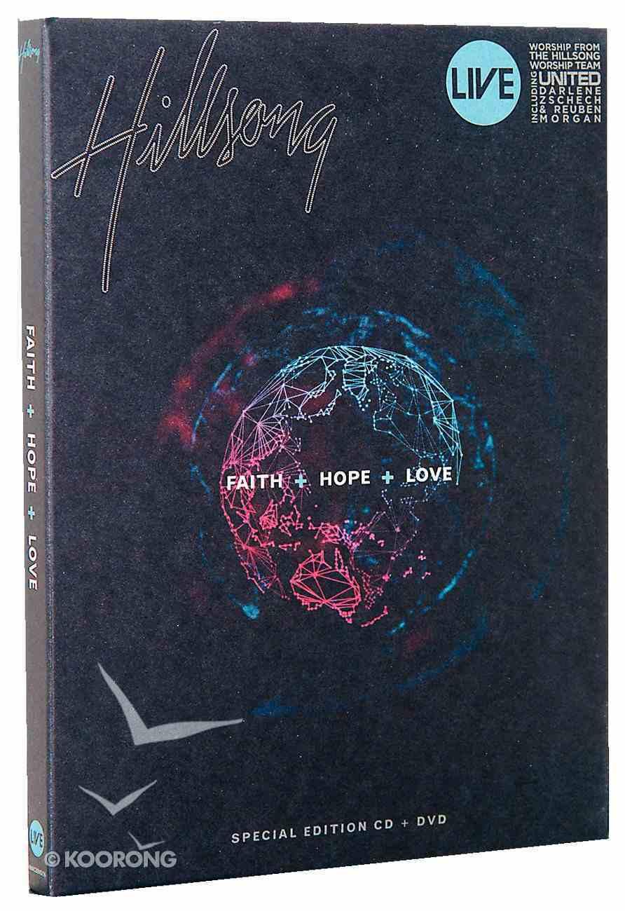 2009 Faith + Hope + Love (Cd/dvd) CD