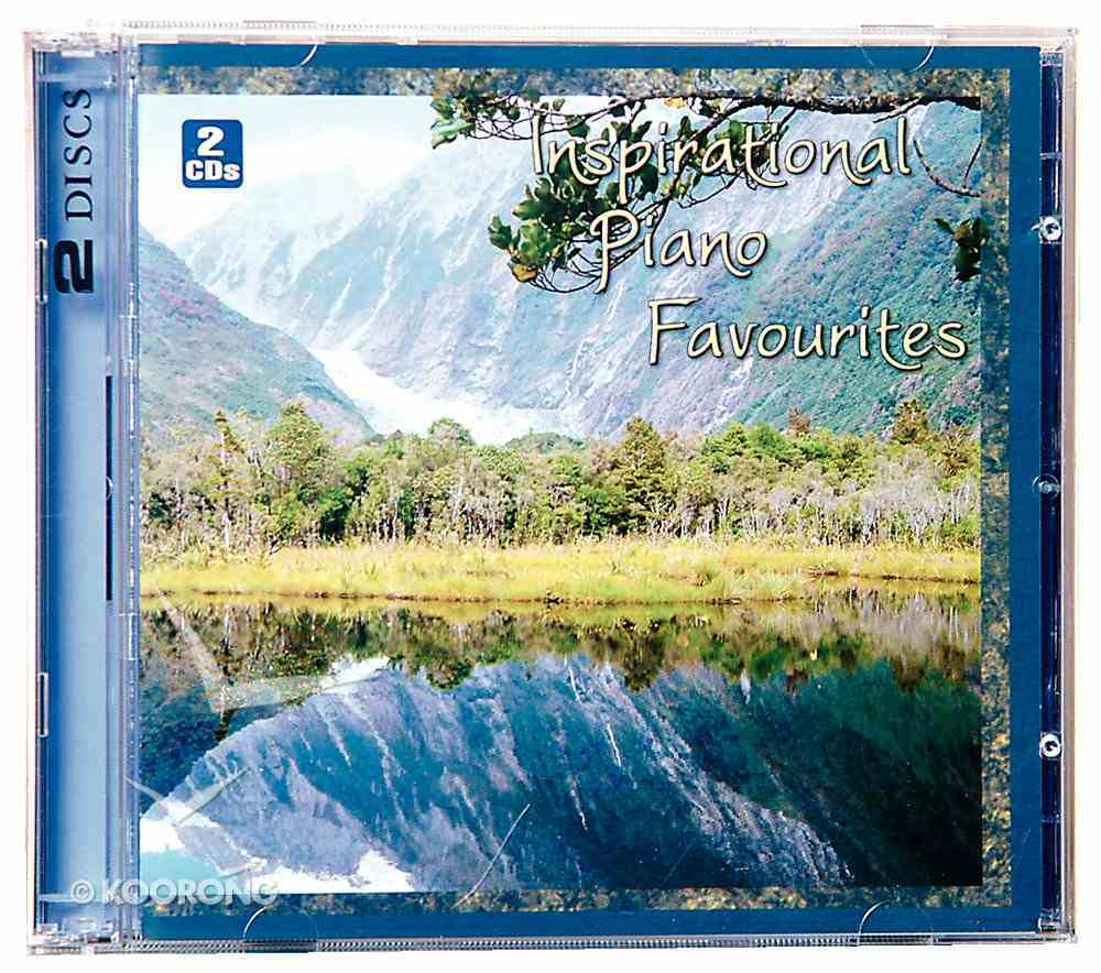 Inspirational Piano Favourites: Volumes 1 and 2 (Double Cd) CD