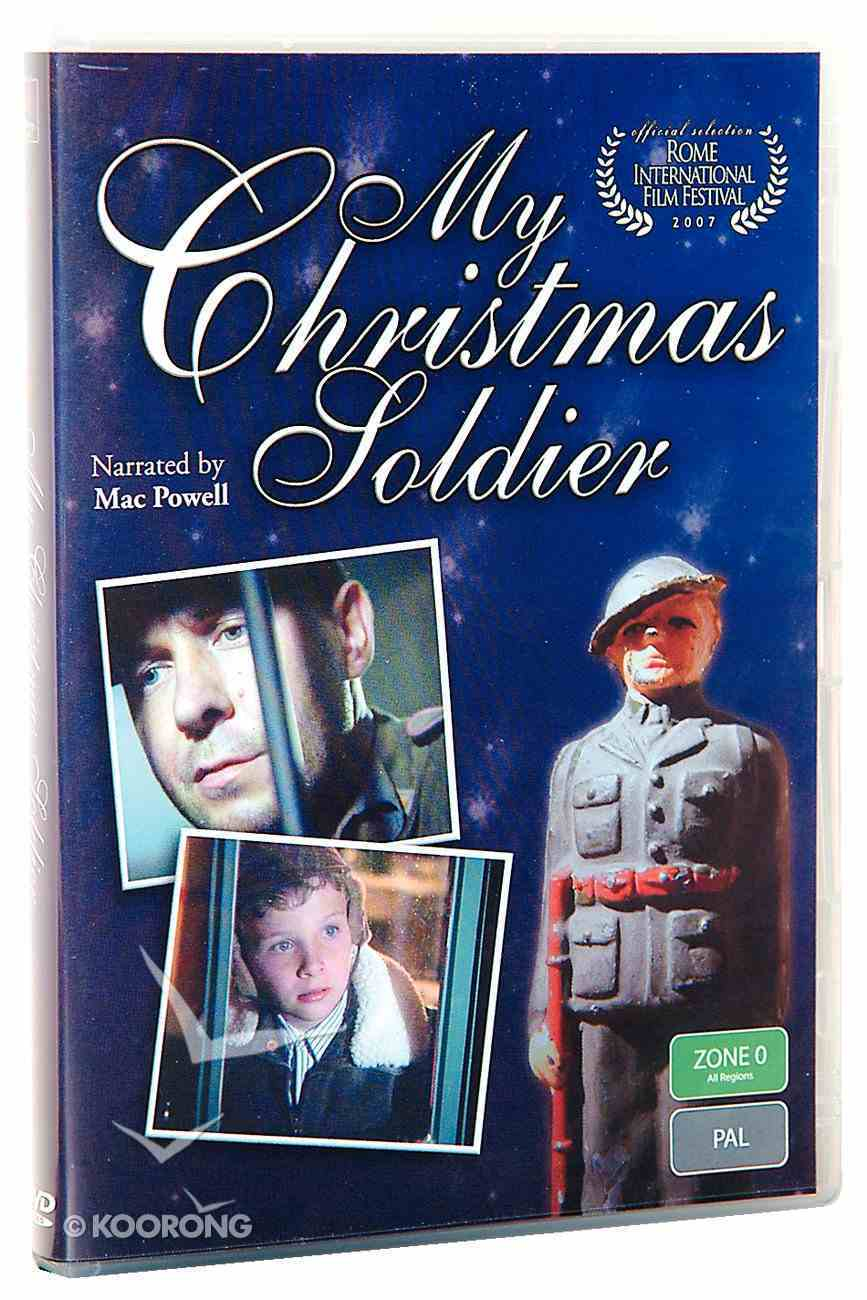 My Christmas Soldier DVD