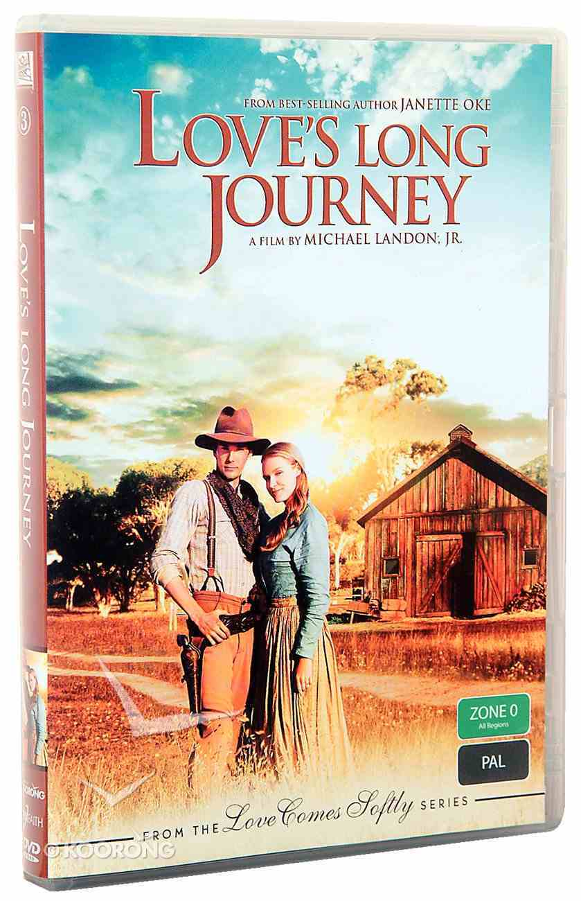 Love's Long Journey (#03 in Love Comes Softly Series) DVD