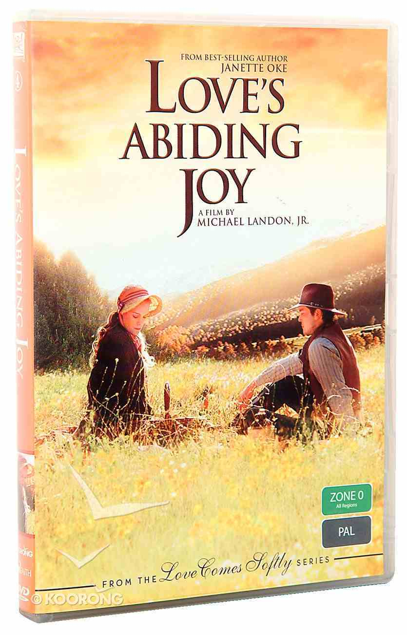 Love's Abiding Joy (#04 in Love Comes Softly Series) DVD