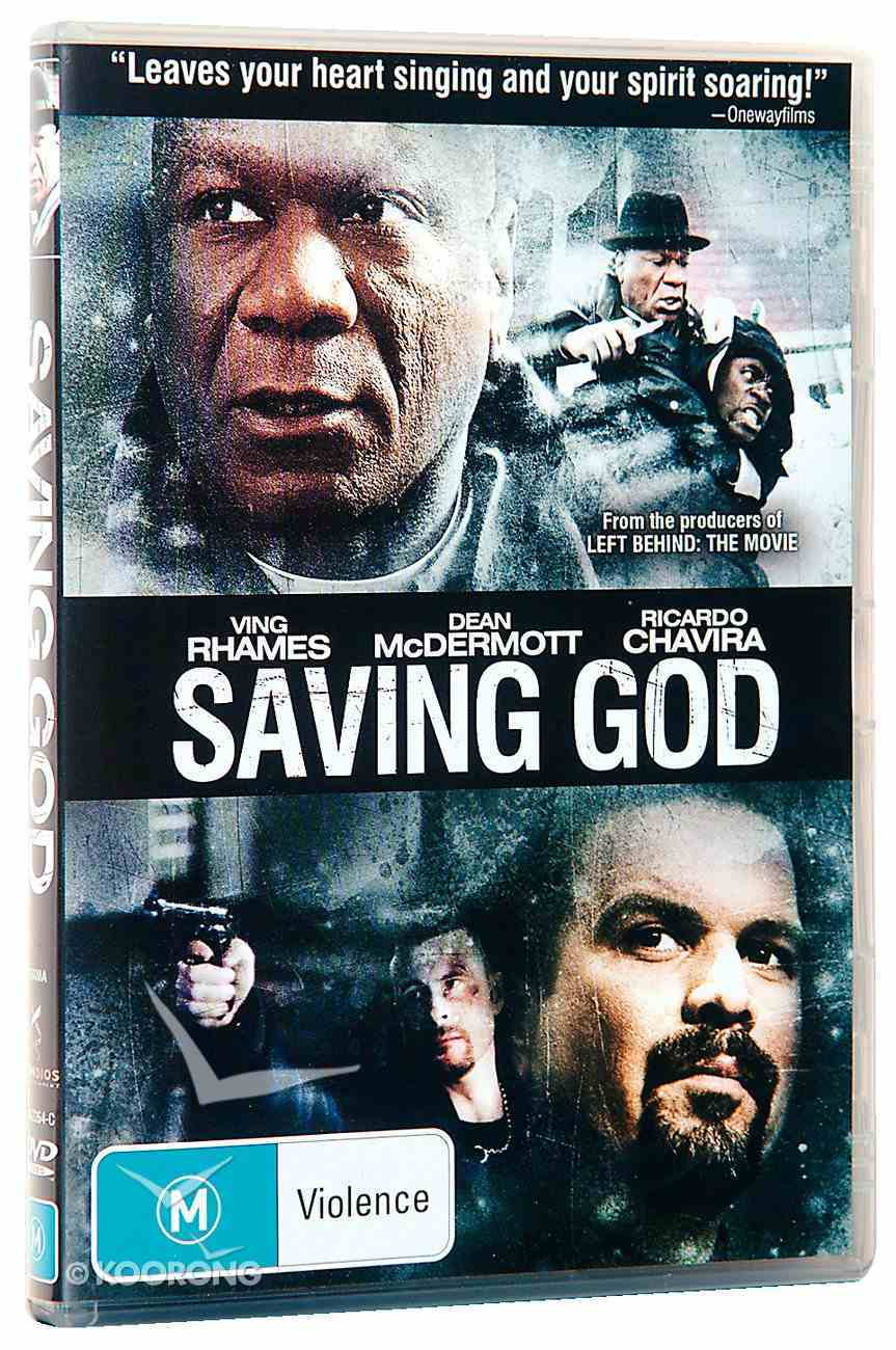 Saving God: One Soul At a Time DVD