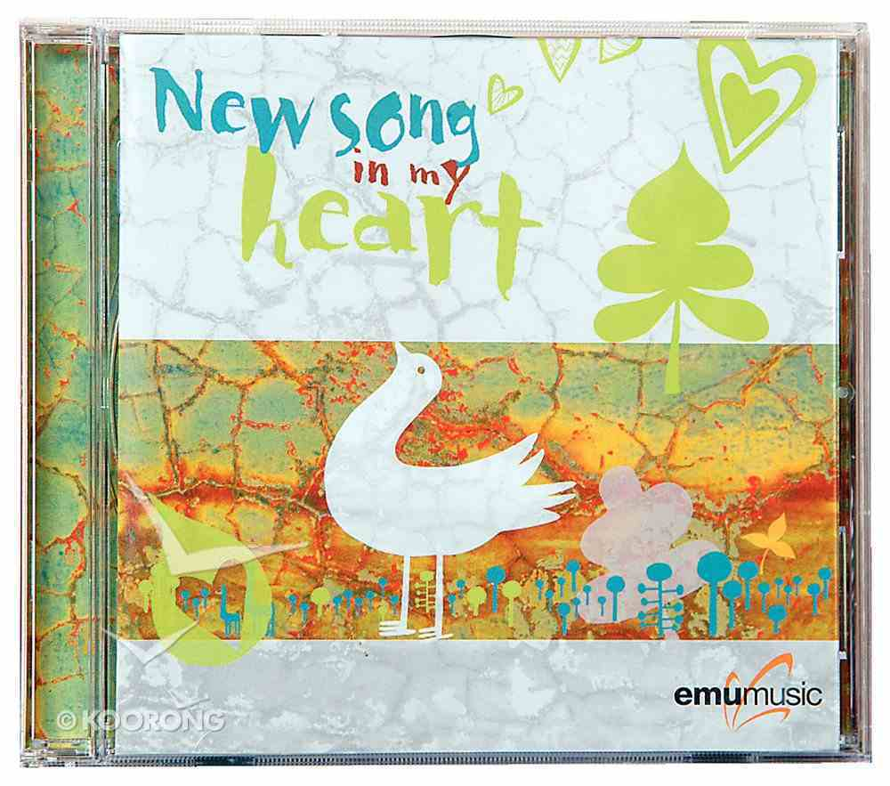 New Song in My Heart CD