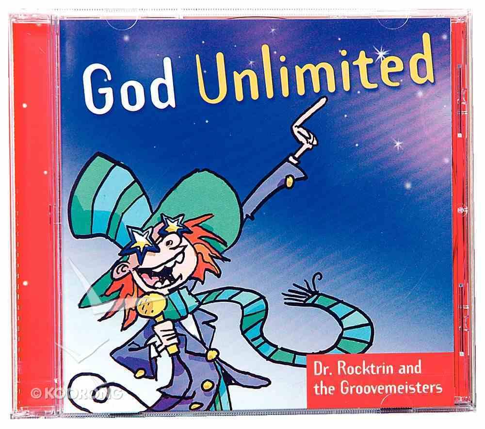 God Unlimited CD