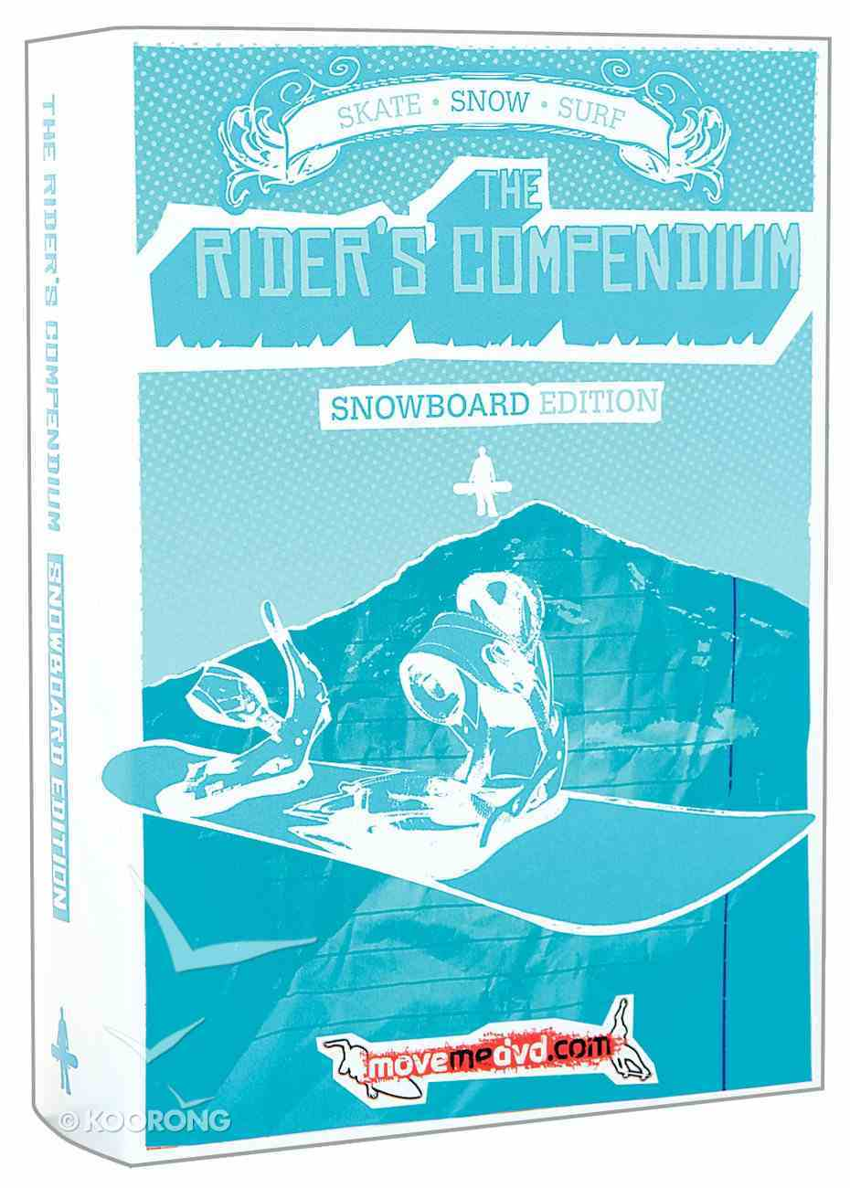 The Rider's Compendium: Snowboard Edition (3-pack) Pack