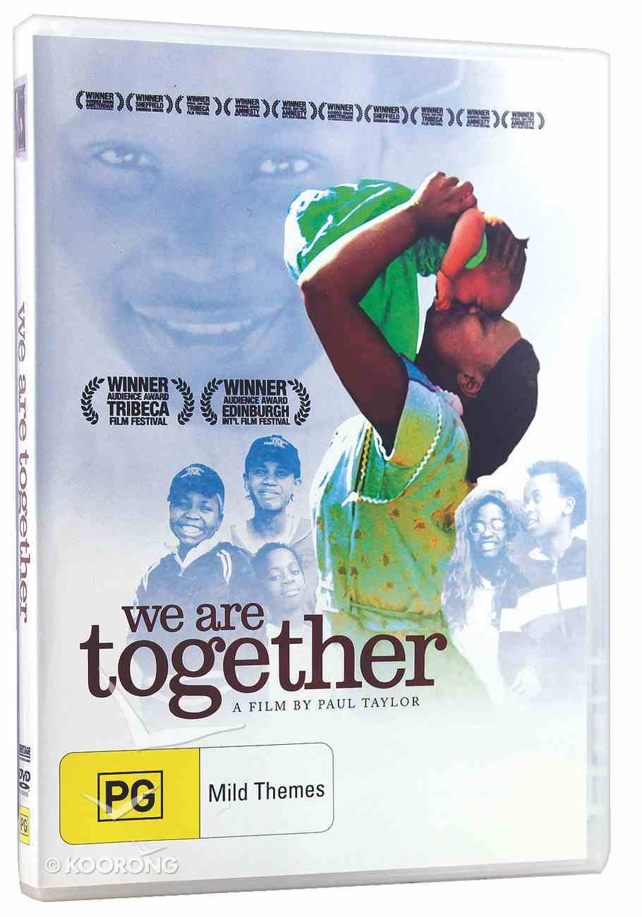We Are Together DVD