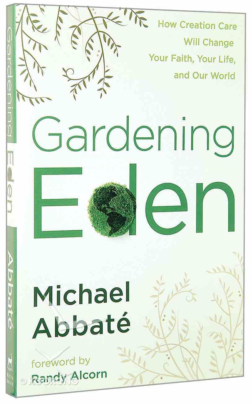 Gardening Eden Paperback