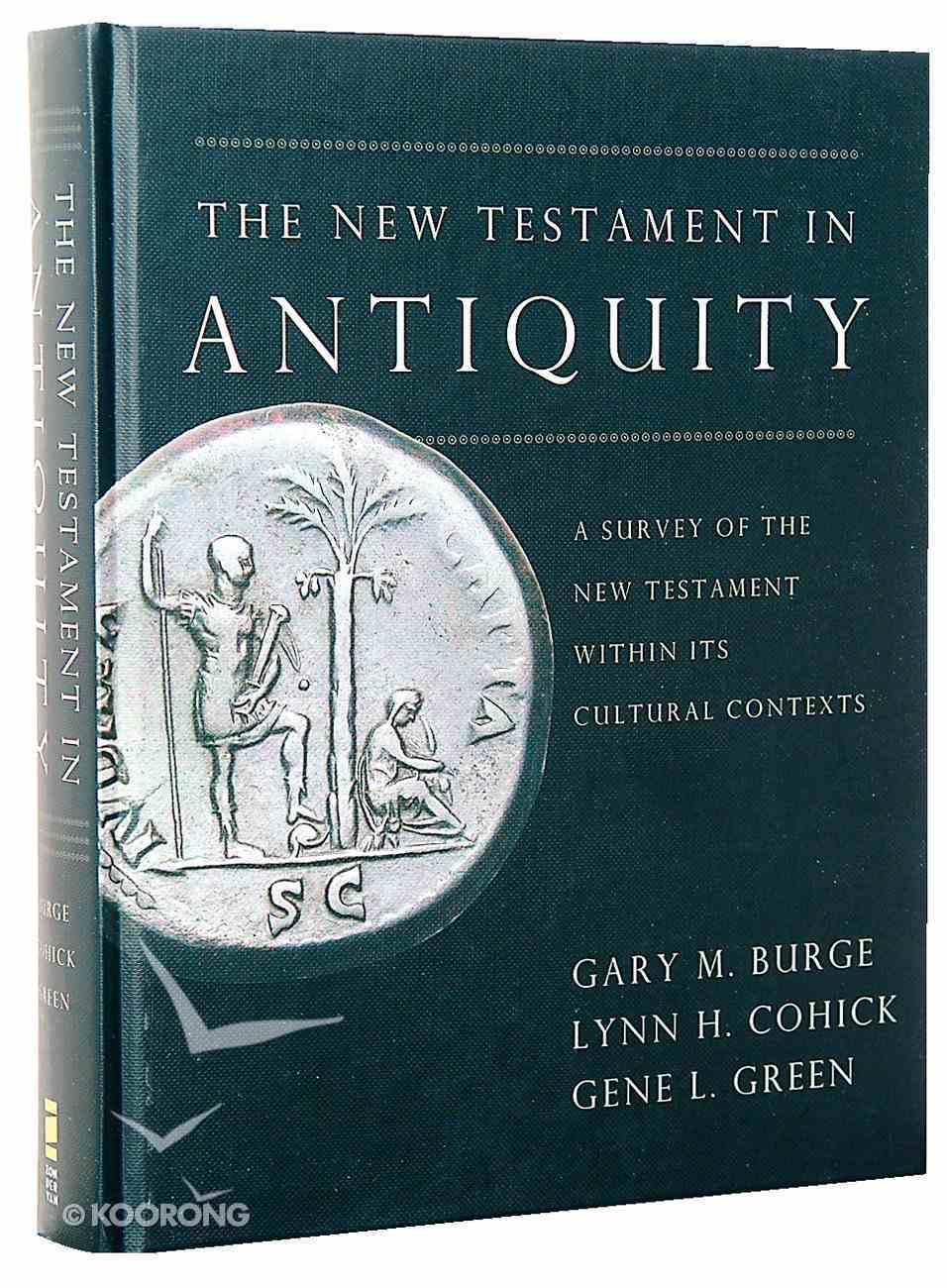 The New Testament in Antiquity Hardback