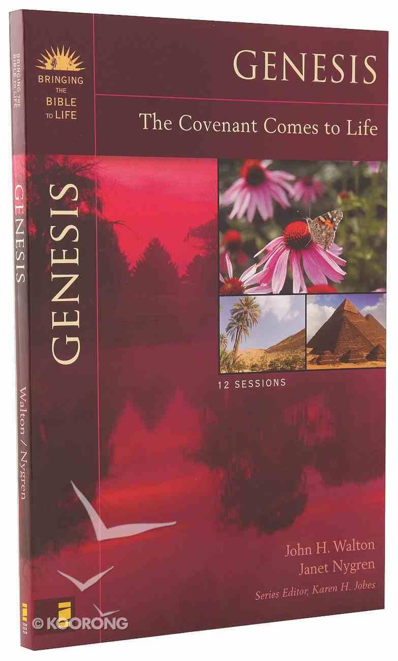 Genesis (Bringing The Bible To Life Series) Paperback