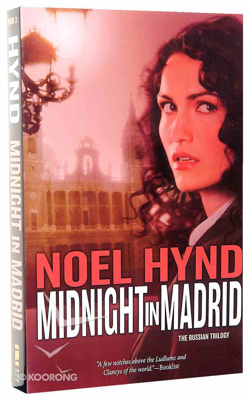 Midnight in Madrid (#2 in The Russian Trilogy Series) Paperback