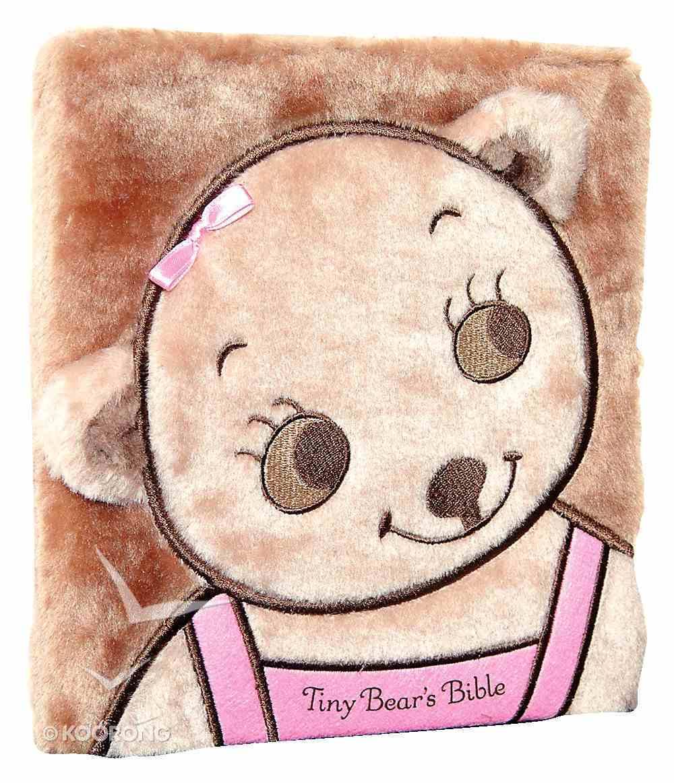 Tiny Bear's Bible Pink (Faux Fur) Board Book