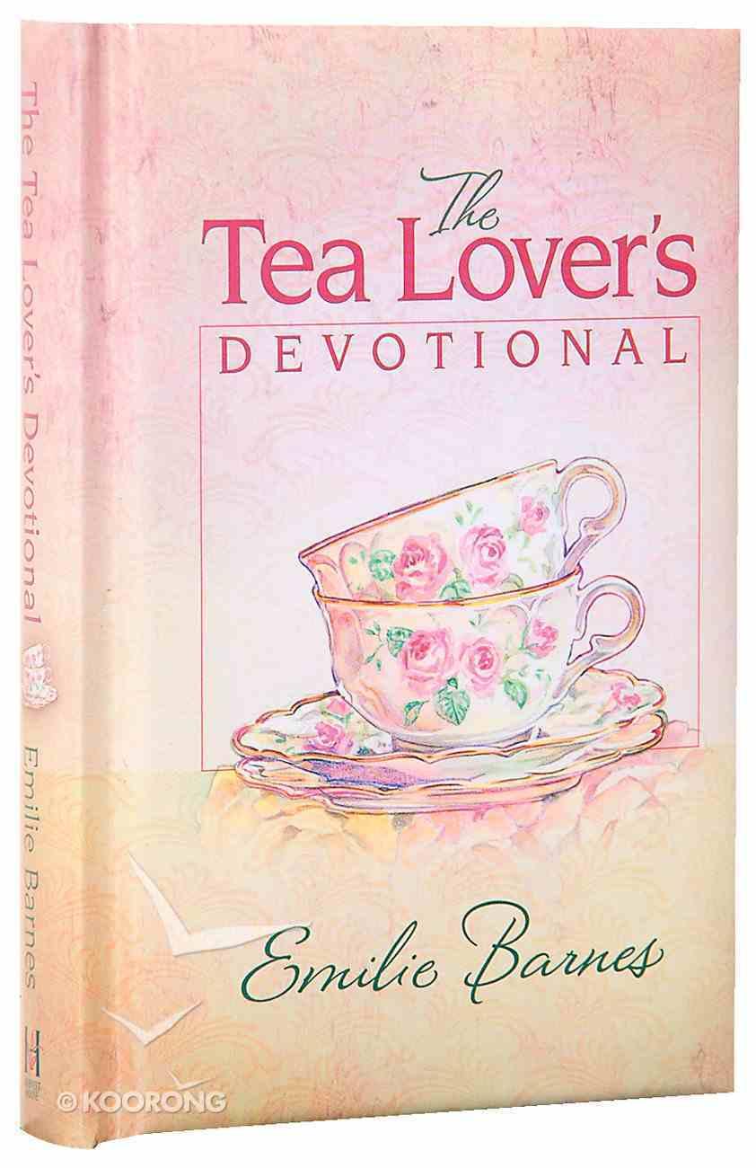 Tea Lover's Devotional Hardback