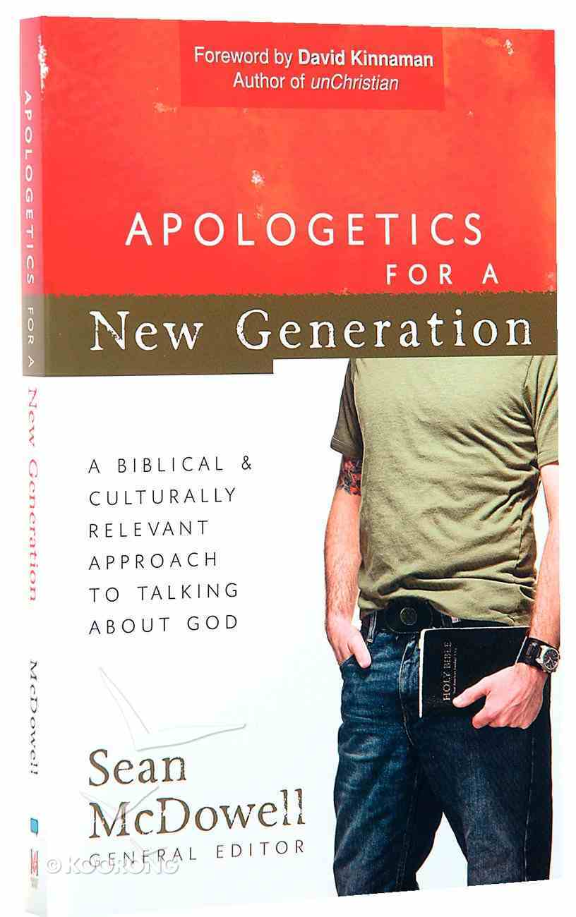 Apologetics For a New Generation Paperback