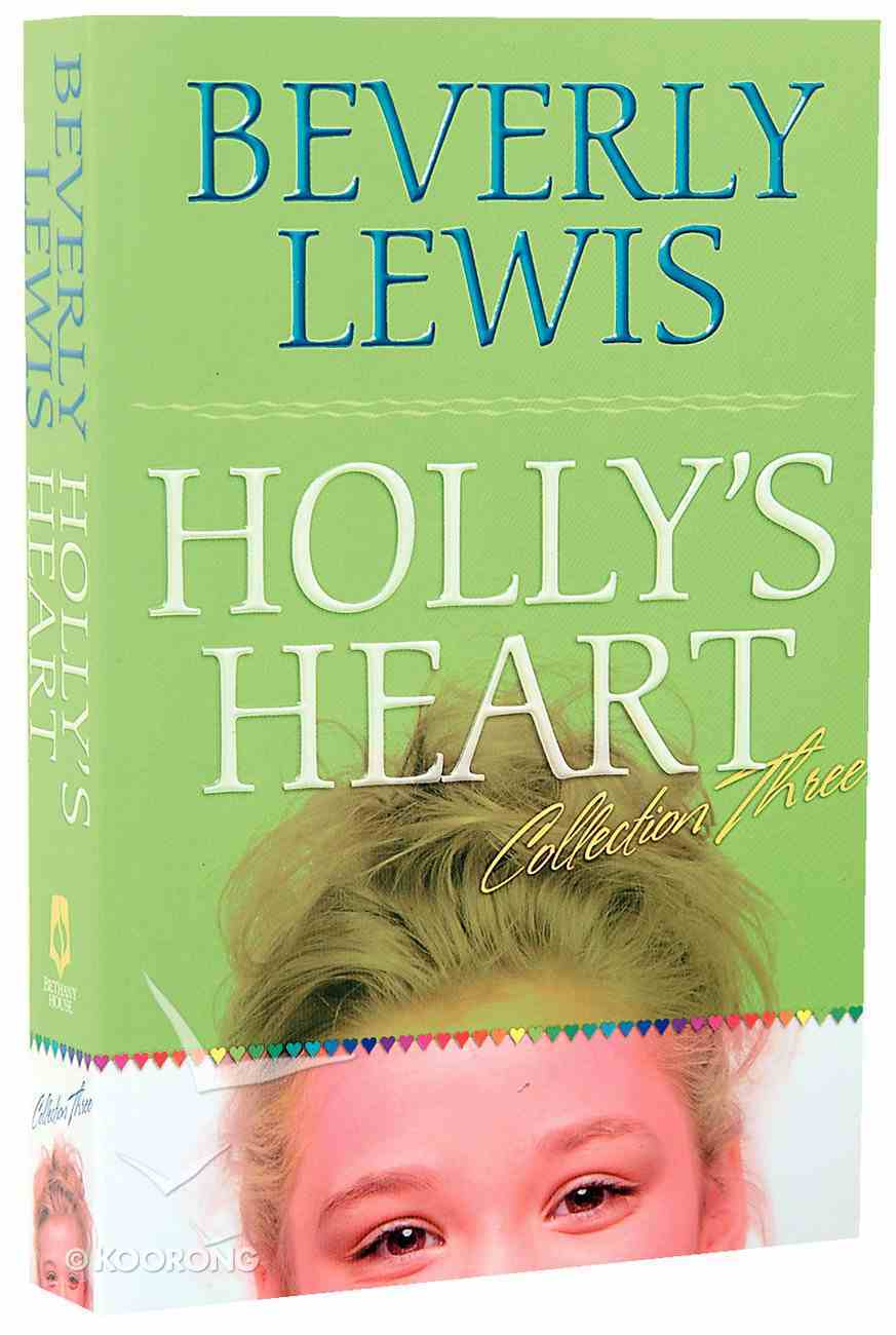 Volume 3 (Books 11-14) (Holly's Heart Series) Paperback