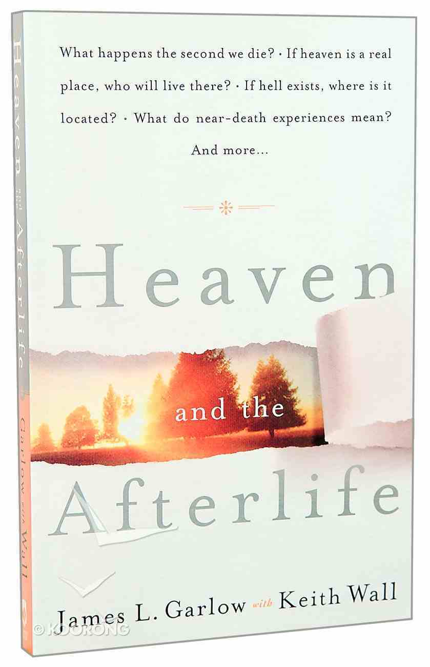 Heaven and the Afterlife Paperback
