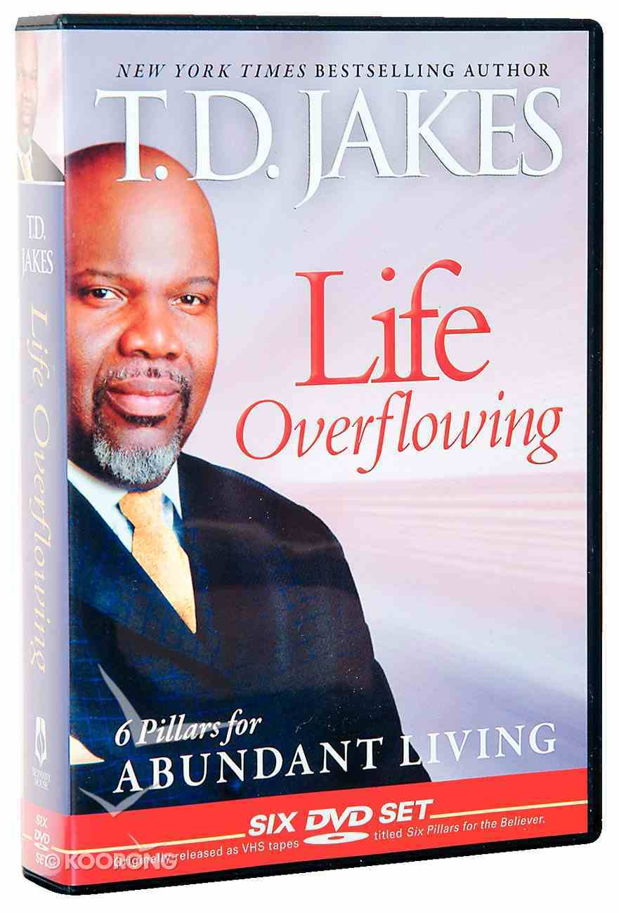 Life Overflowing (6 DVD Set) (Life Overflowing Series) DVD