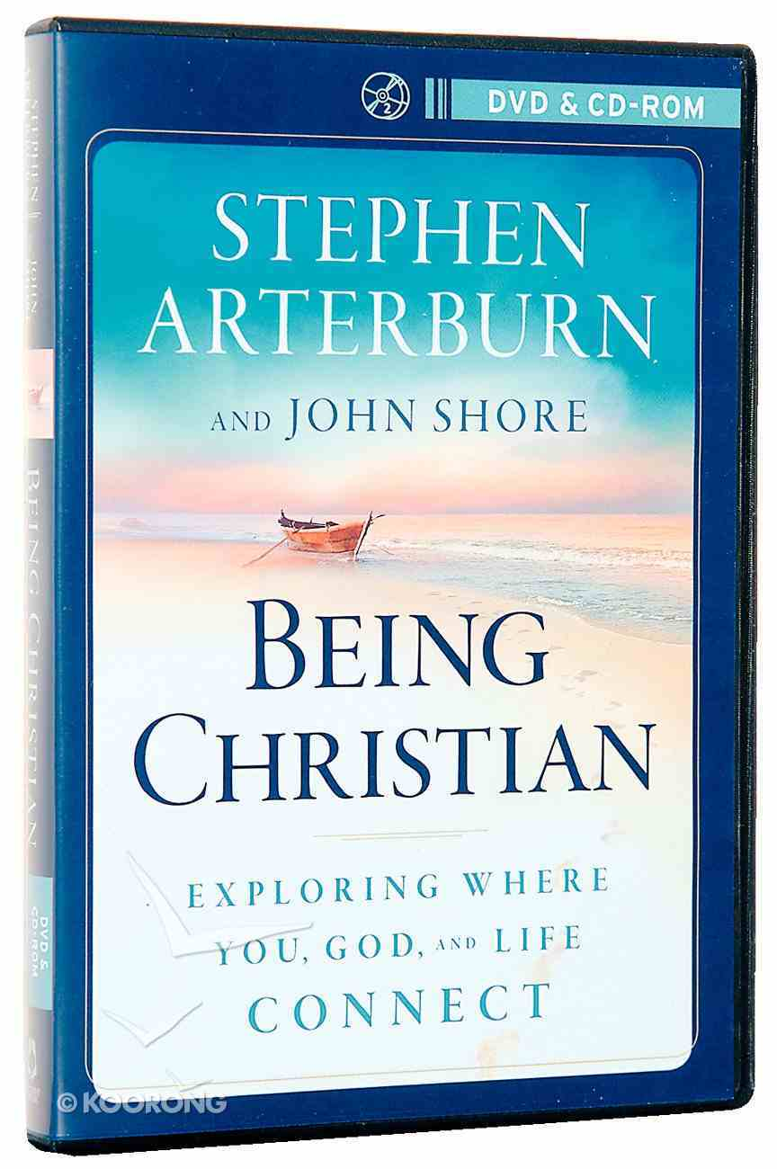 Being Christian (Dvd & Cd-rom) DVD