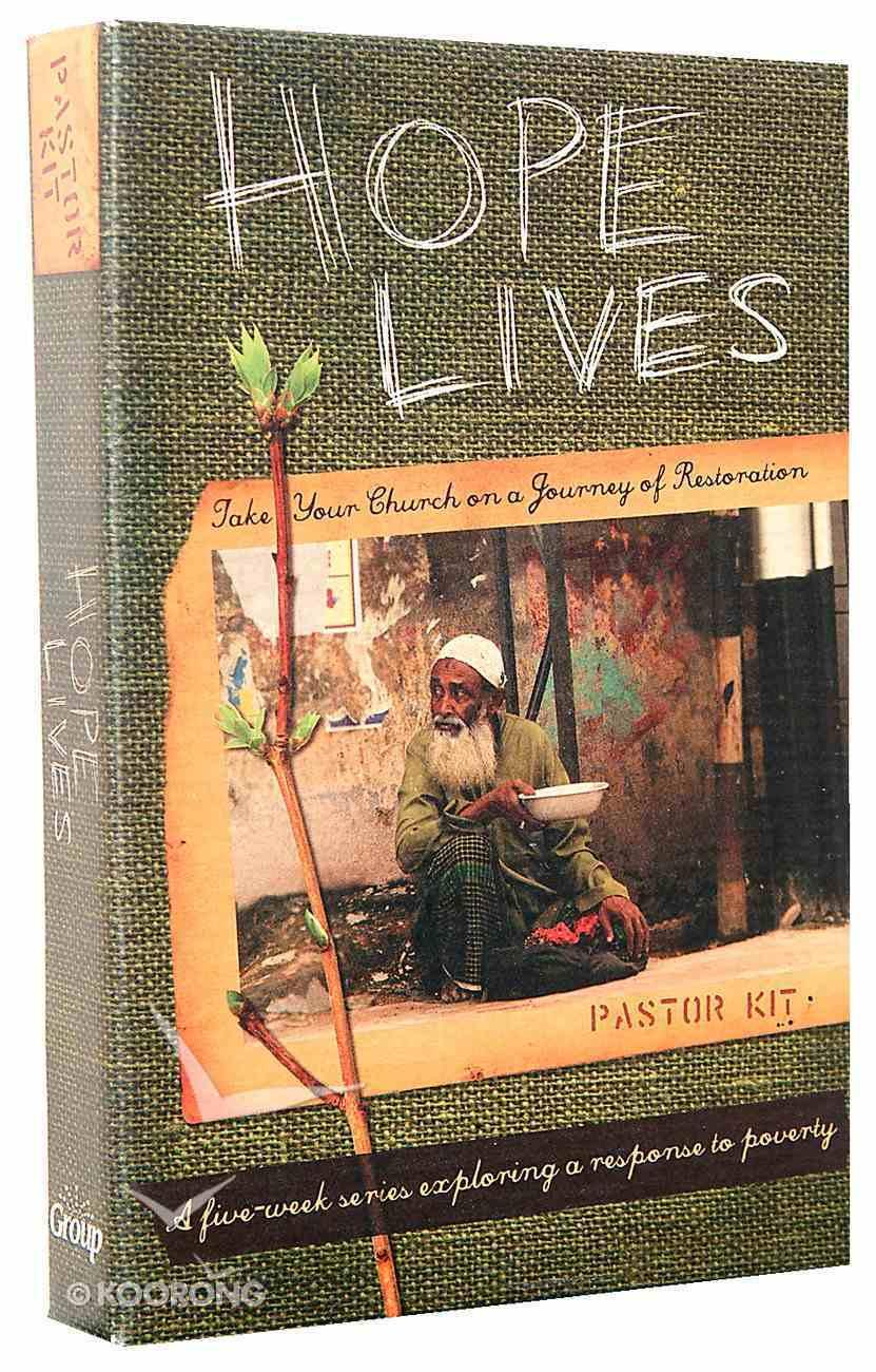 Hope Lives (Pastor Kit) Pack