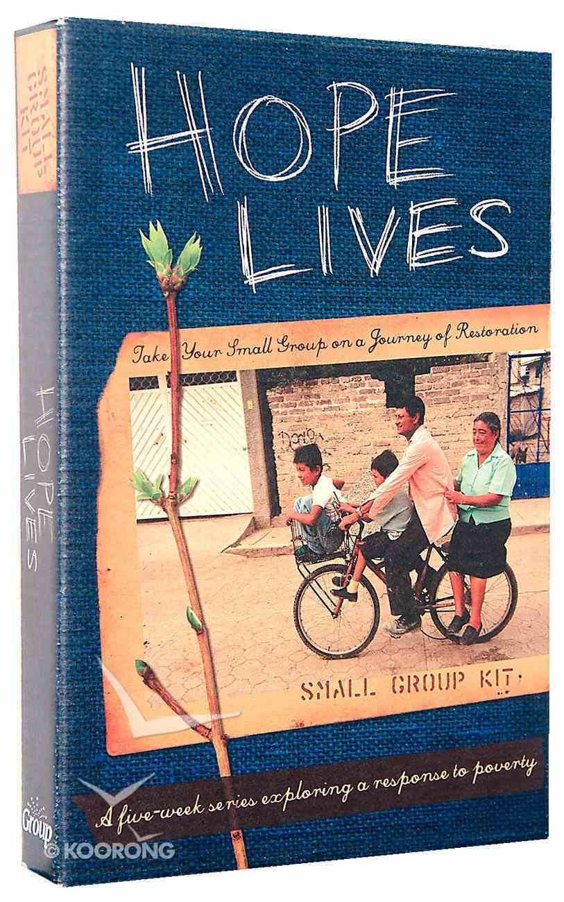 Hope Lives (Small Group Leader Kit) Pack
