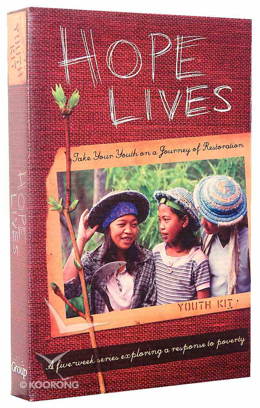 Hope Lives (Youth Ministry Kit) Pack