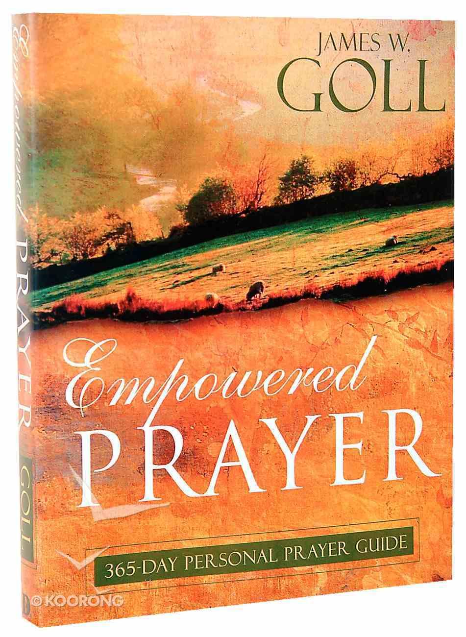 Empowered Prayer Paperback