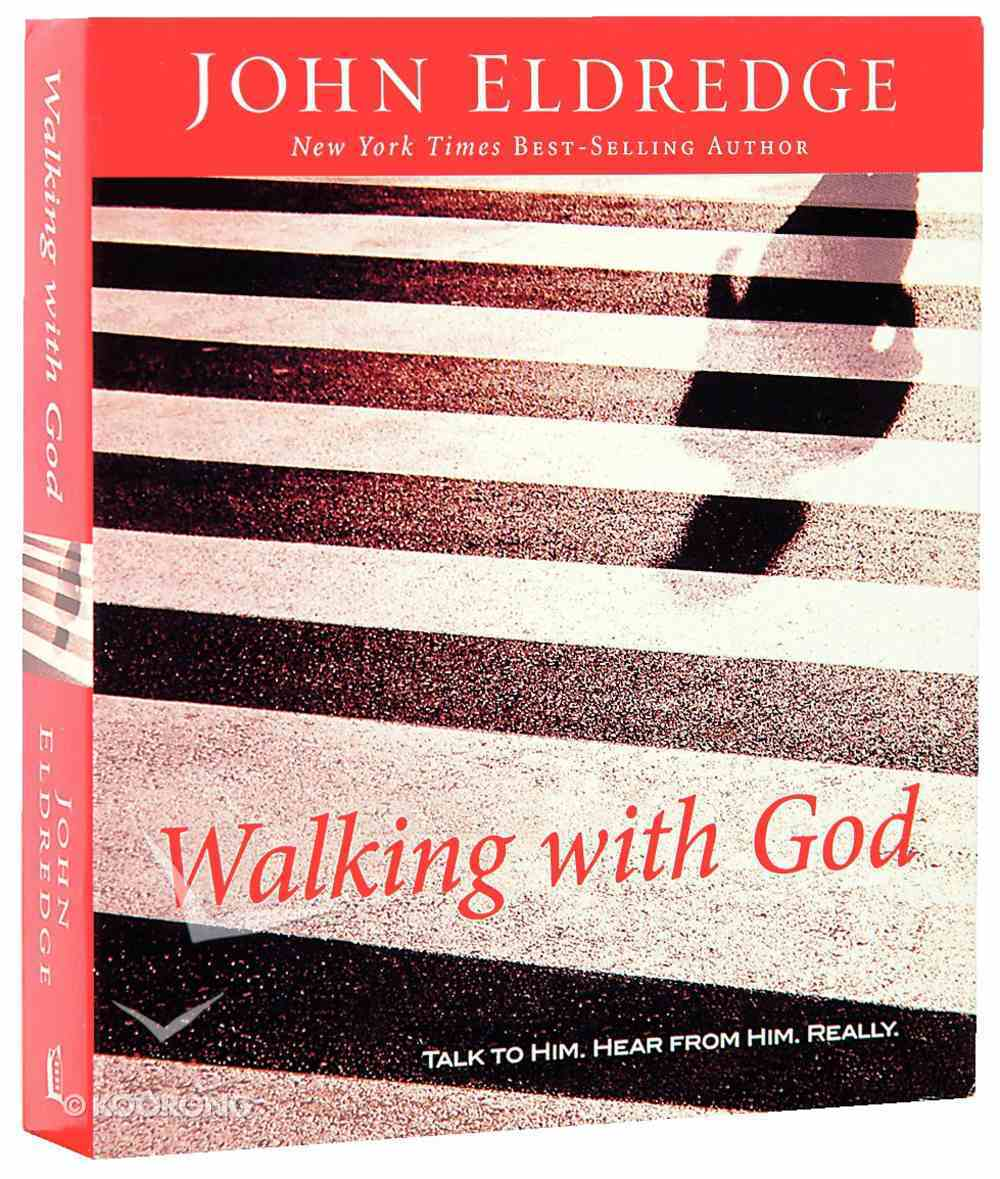 Walking With God (6 Cds-420 Minutes) (Unabridged) CD
