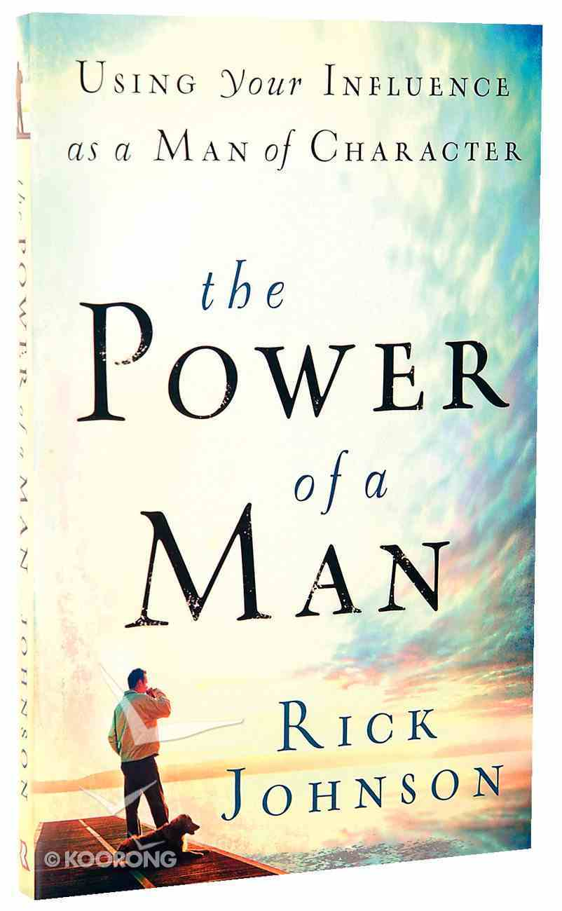 The Power of a Man Paperback