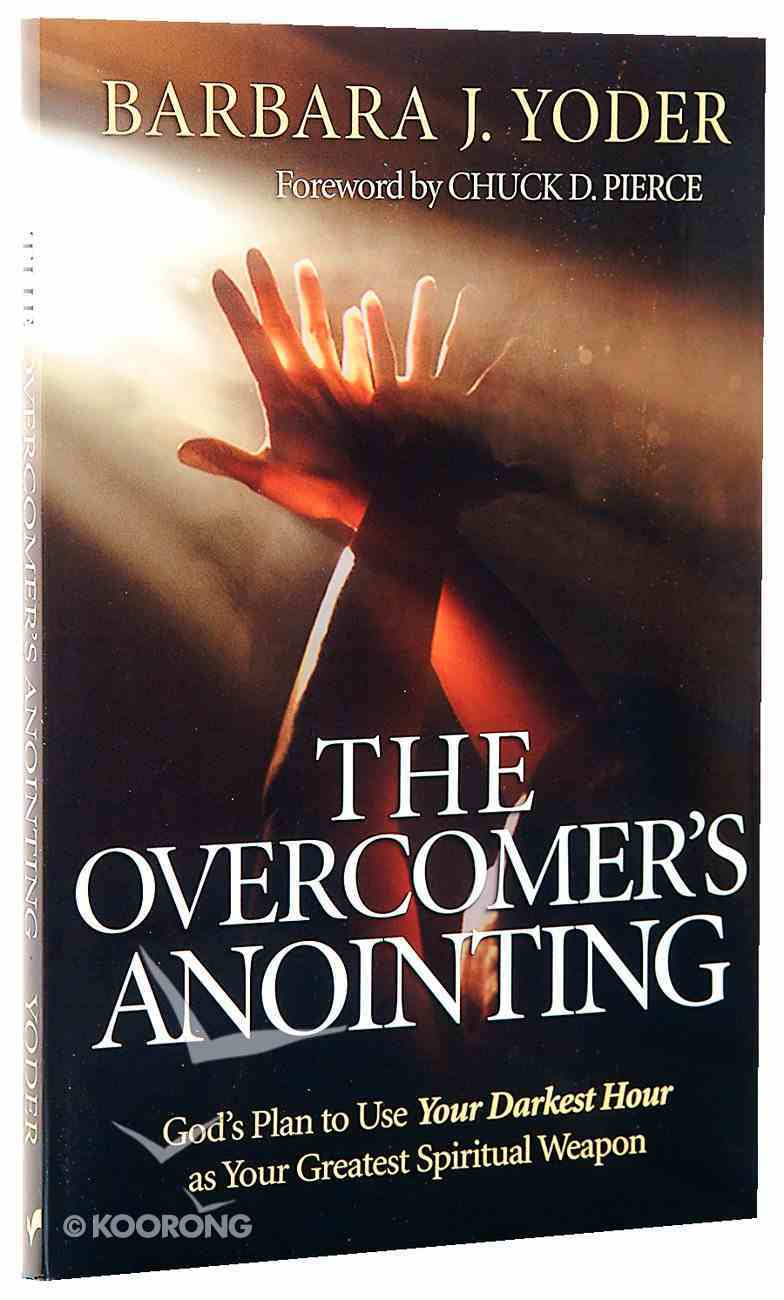 The Overcomer's Anointing Paperback