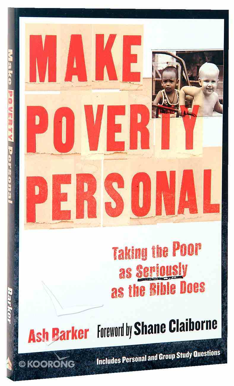 Make Poverty Personal Paperback