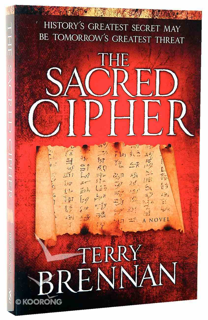 The Sacred Cipher (#01 in The Jerusalem Prophecies Series) Paperback