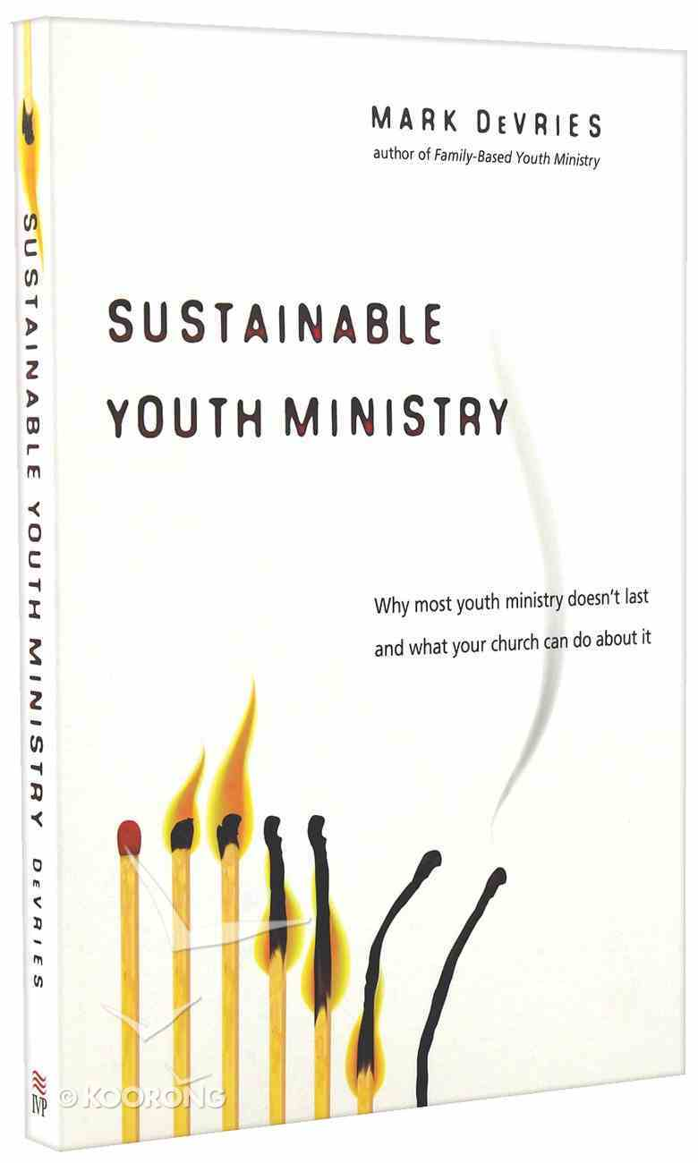 Sustainable Youth Ministry Paperback