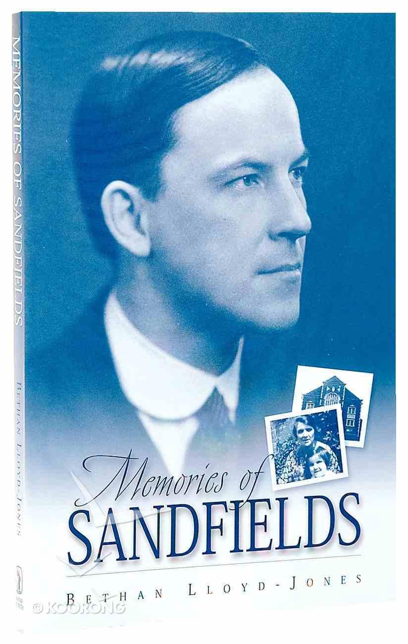 Memories of Sandfields Paperback