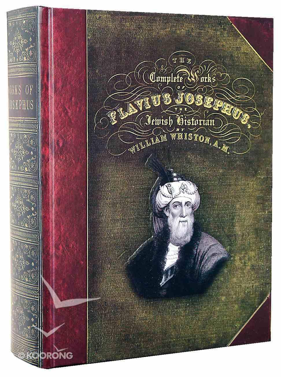 The Complete Works of Flavius Josephus Hardback