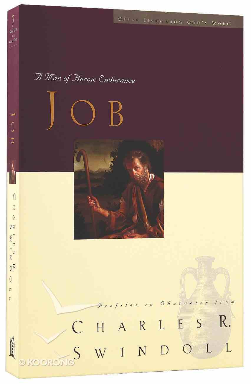 Job (Great Lives From God's Word Series) Paperback