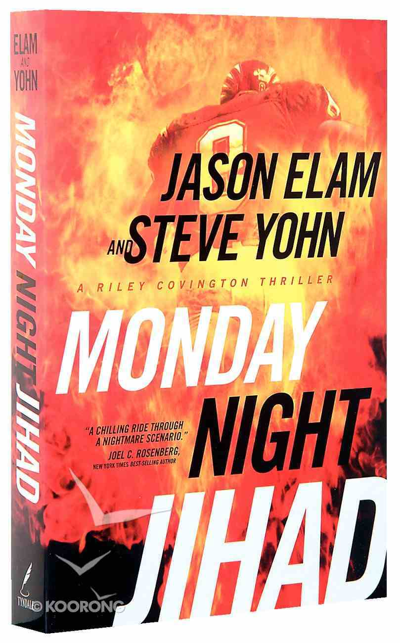 Monday Night Jihad (#01 in Riley Covington Thriller Series) Paperback