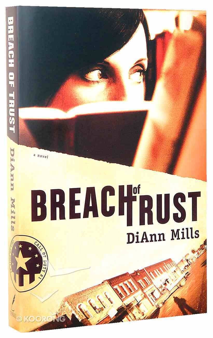 Breach of Trust (#01 in Call Of Duty Series) Paperback