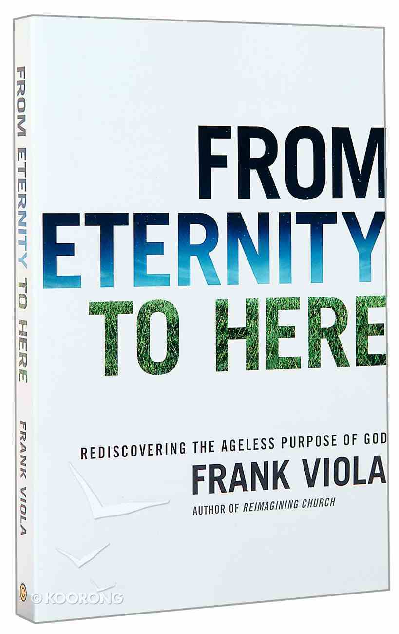 From Eternity to Here Paperback
