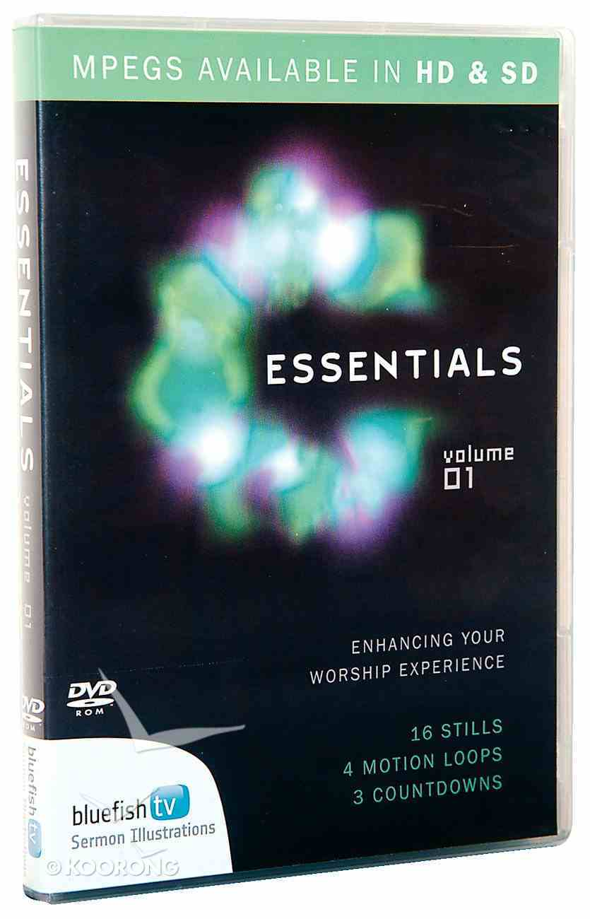 Essentials Volume 1 DVD