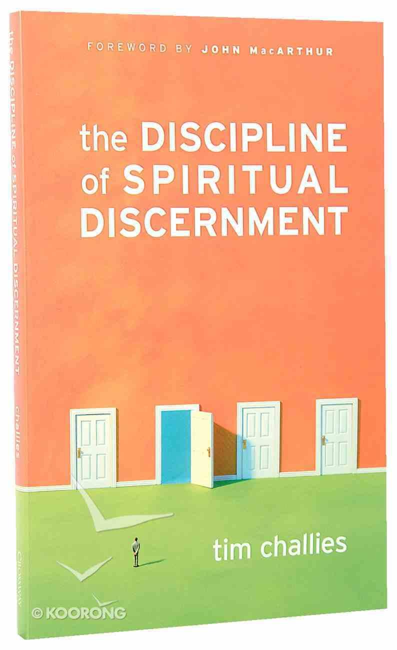 The Discipline of Spiritual Discernment Paperback