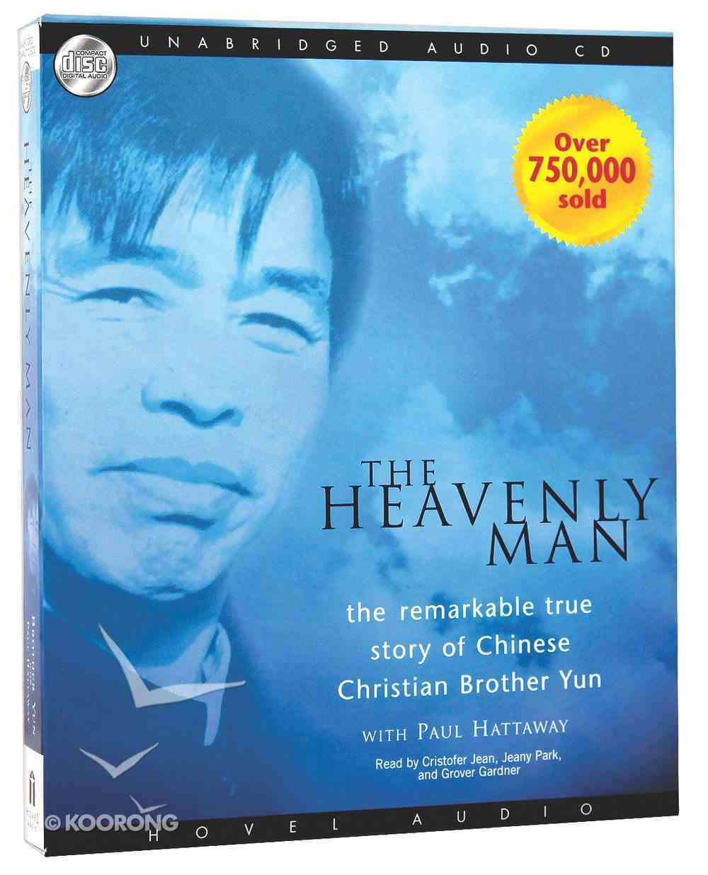 The Heavenly Man (Unabridged, 8 Cds) CD