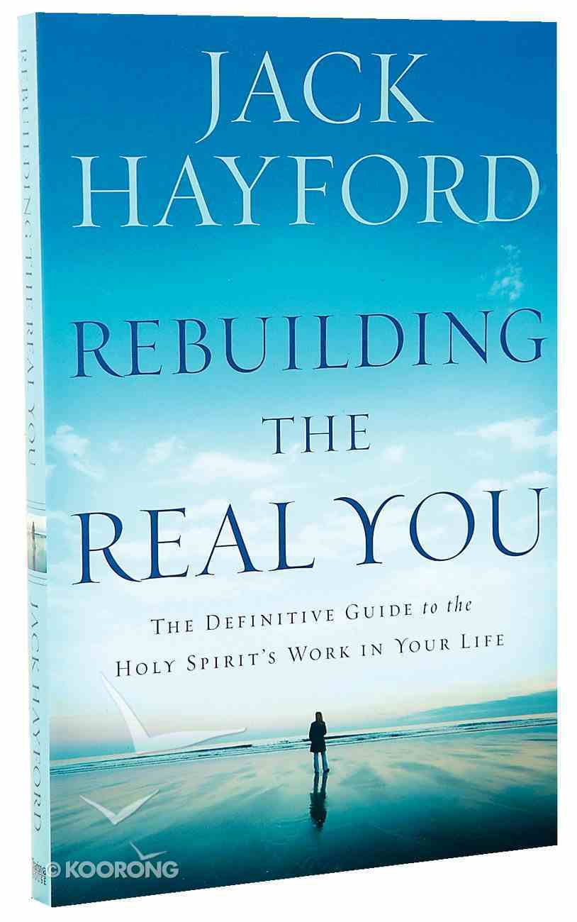 Rebuilding the Real You Paperback