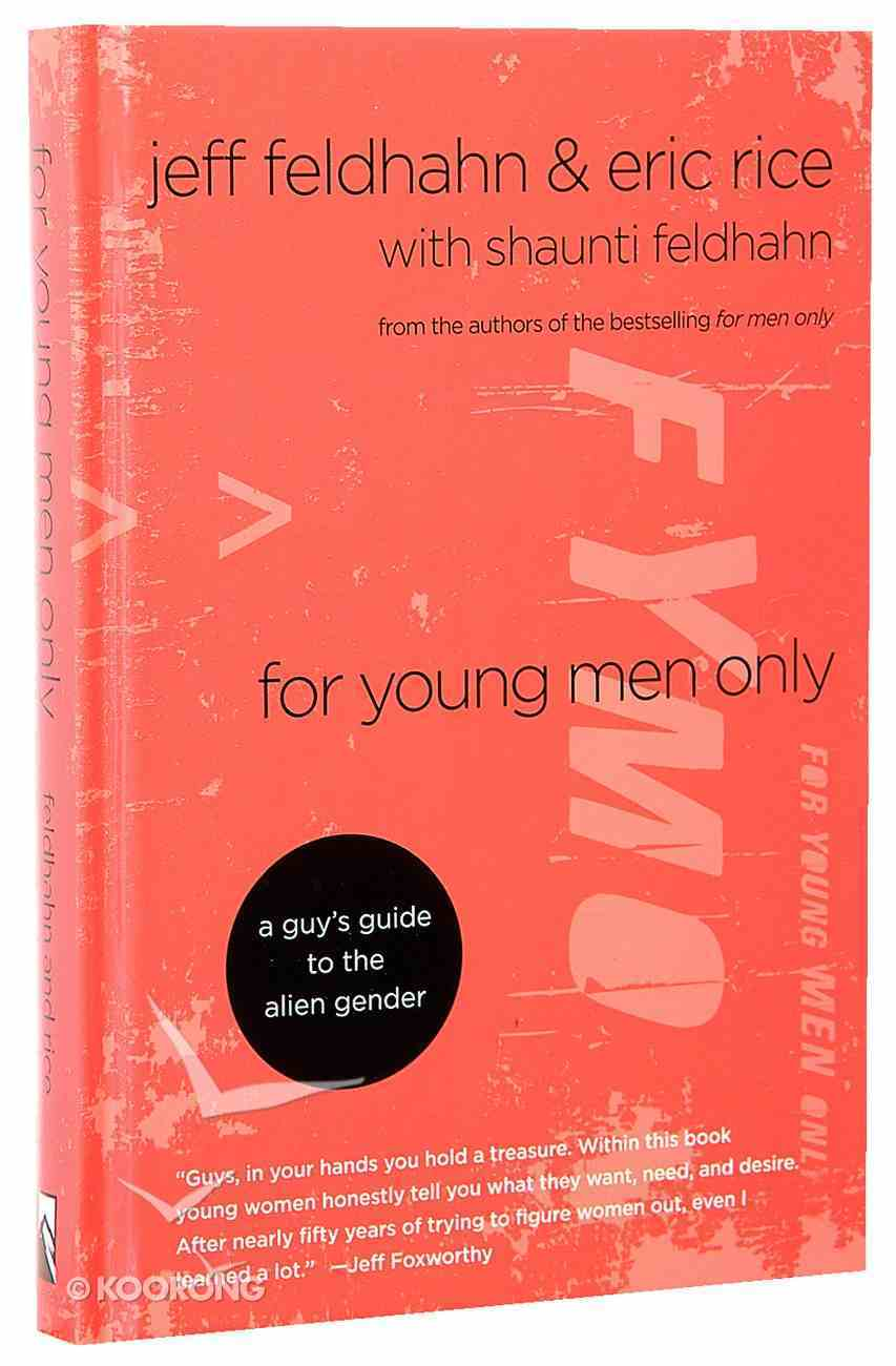 For Young Men Only Hardback
