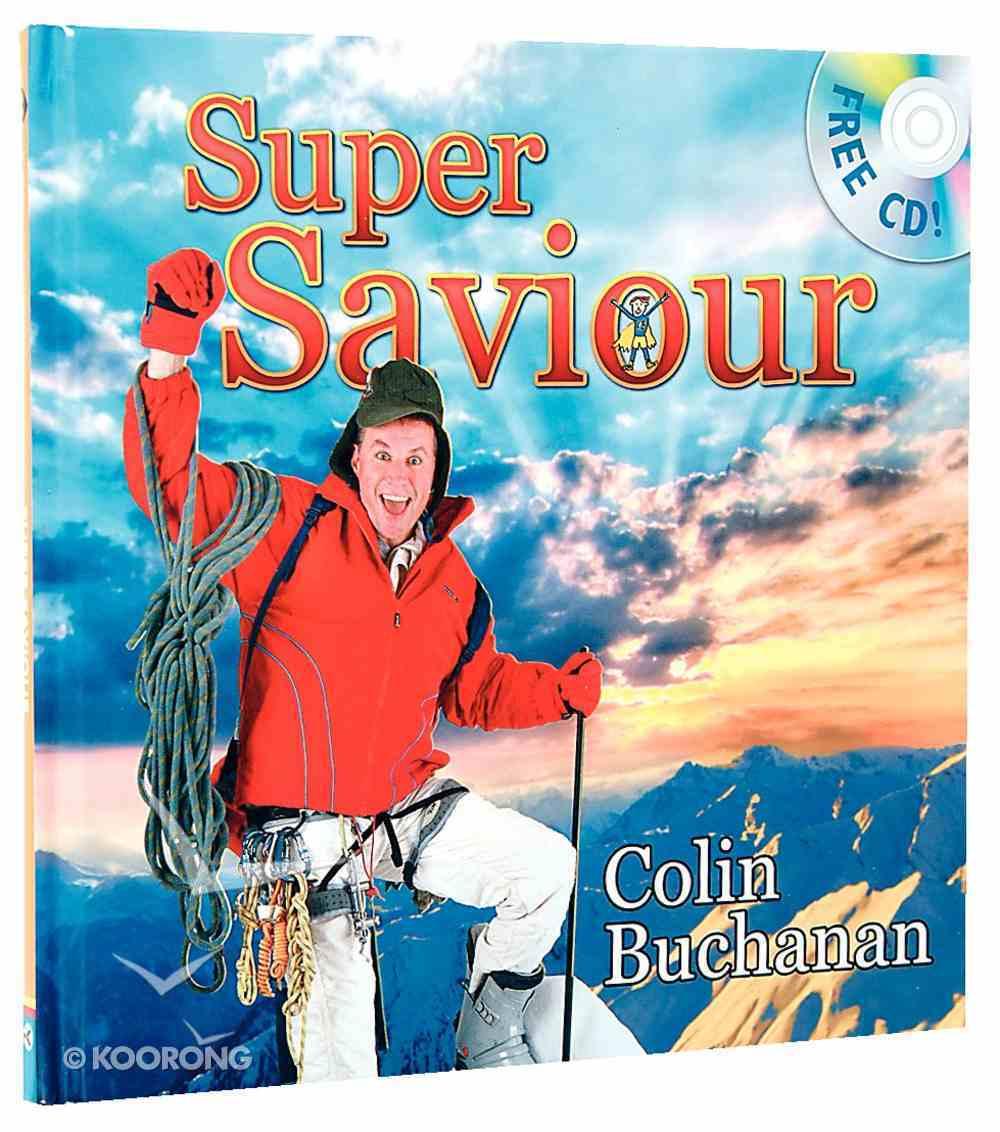 Super Saviour (With Bonus Cd) Hardback