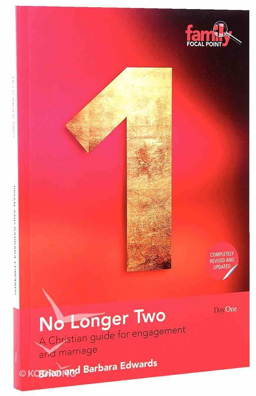 Ffp: No Longer Two: A Christian Guide For Engagement and Marriage Paperback