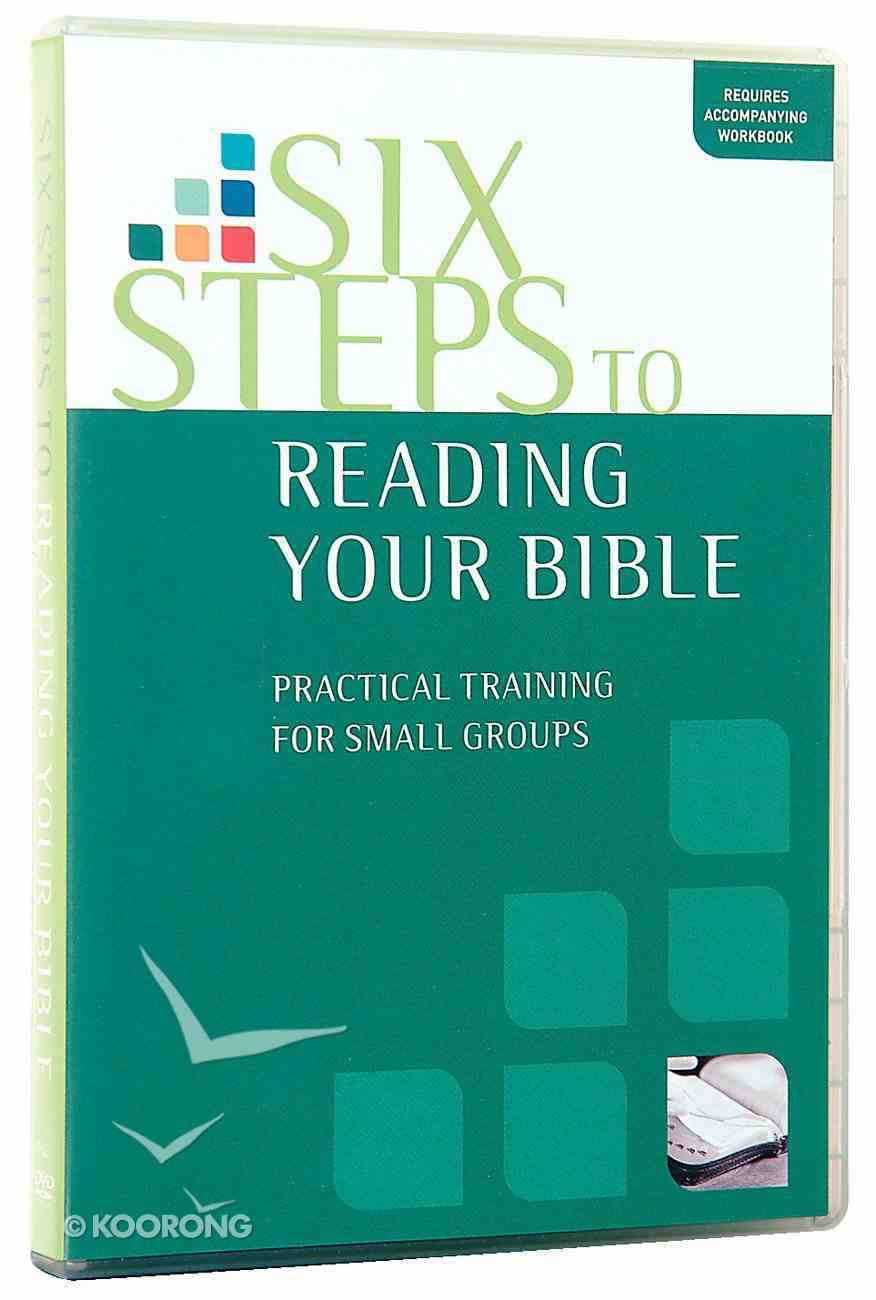 Six Steps to Reading Your Bible DVD DVD